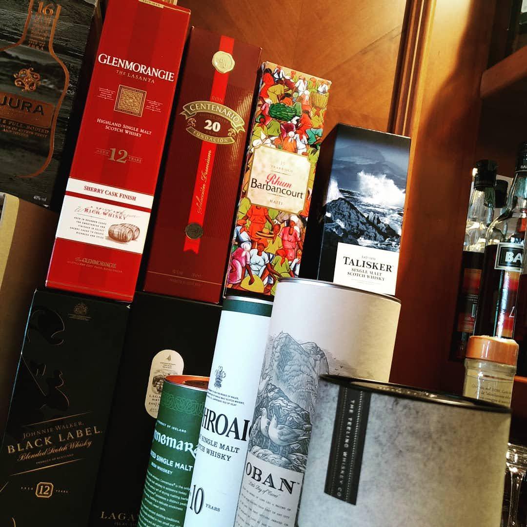 Whisky selezione