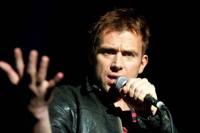 Damon Albarn al Festival del Vittoriale 2014