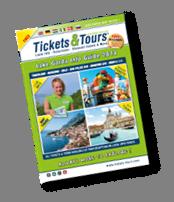 Tickets Tours Escursioni estate 2014