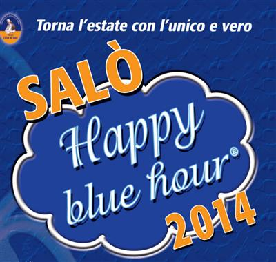 Salo' Happy Blue Hour 2014