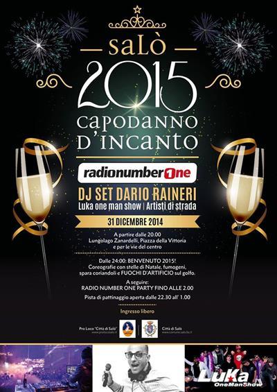 Capodanno d'Incanto 2015 a Salo'