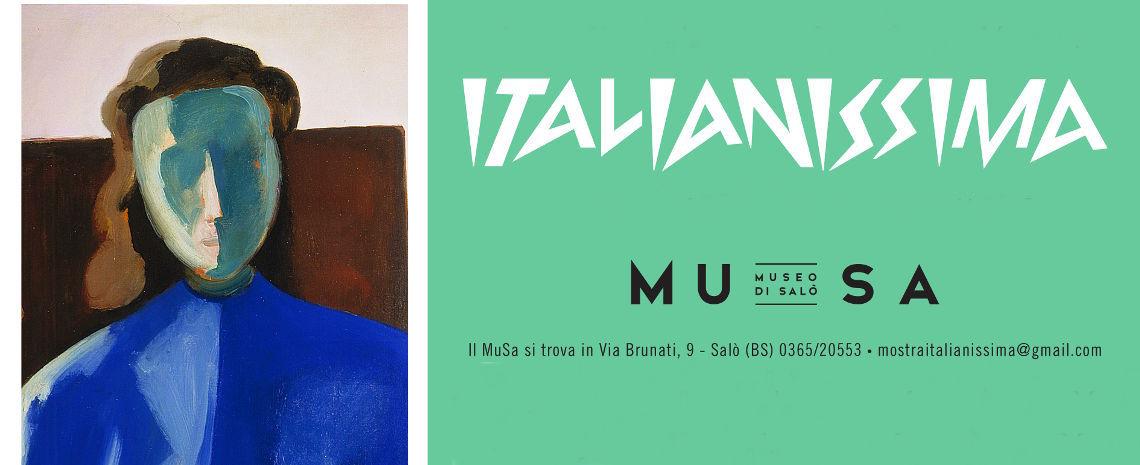 Italianissima. La nuova mostra del MuSA, Museo di Salò