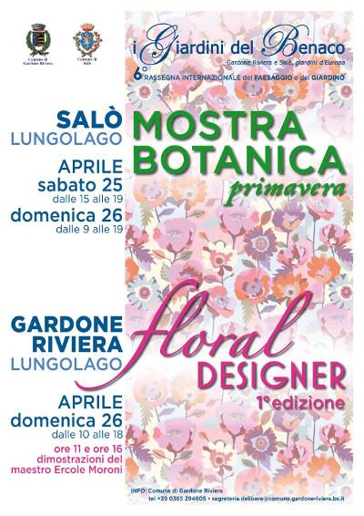 I Giardini del Benaco 25-26 aprile